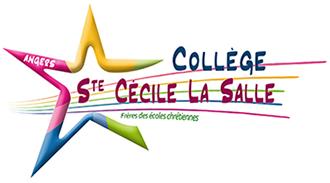 Logo Collège Sainte-Cécile La Salle Angers